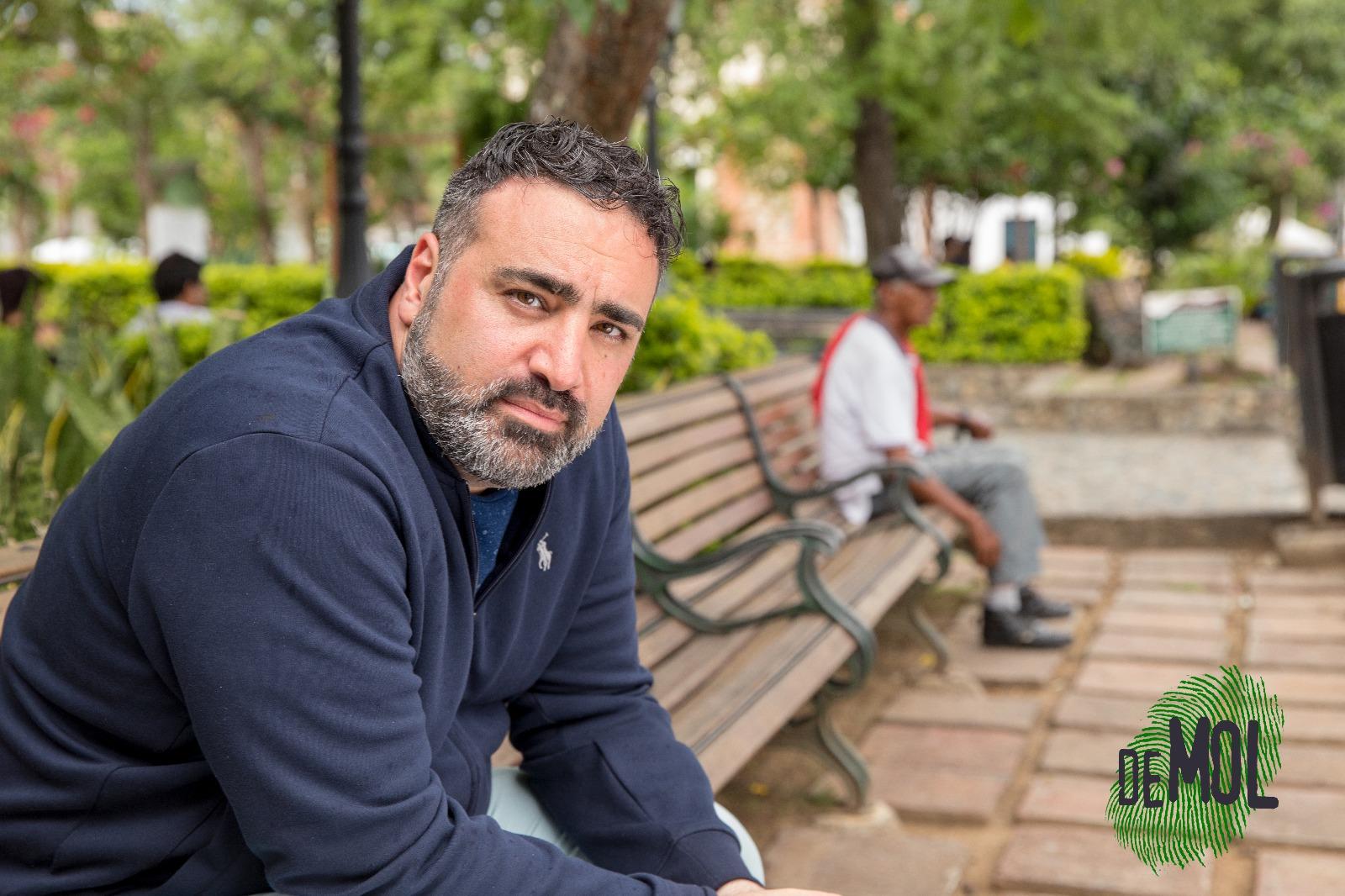 Livestream NAVB met documentairemaker Sinan Can